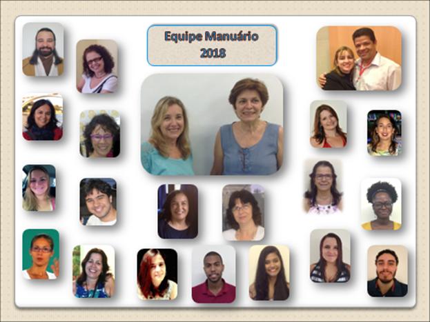Equipe Manuário 2018.2