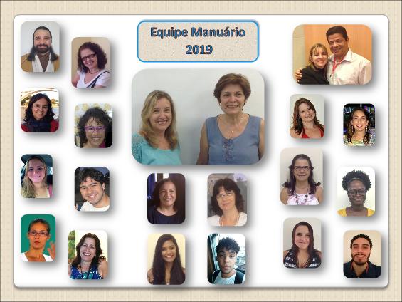 Equipe Manuário 2019