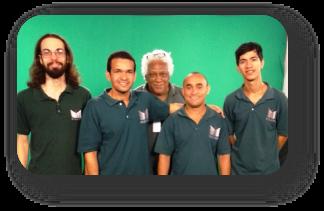Demian Romani, Wagner Figueiredo, Paulo Mauro, Gutemberg Cross, Luis F. Lima. Coordenador: Wenildo de Melo